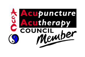 acupuncture - acutherapy council logo